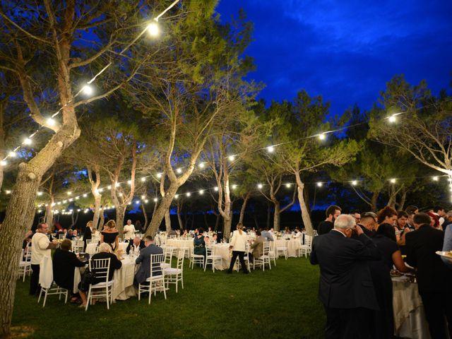 Il matrimonio di Savino e Costanza a Binetto, Bari 80