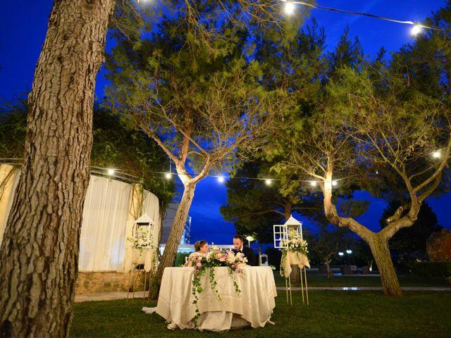 Il matrimonio di Savino e Costanza a Binetto, Bari 81