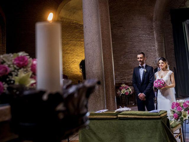 Il matrimonio di Maurizio e Francesca a Roma, Roma 11