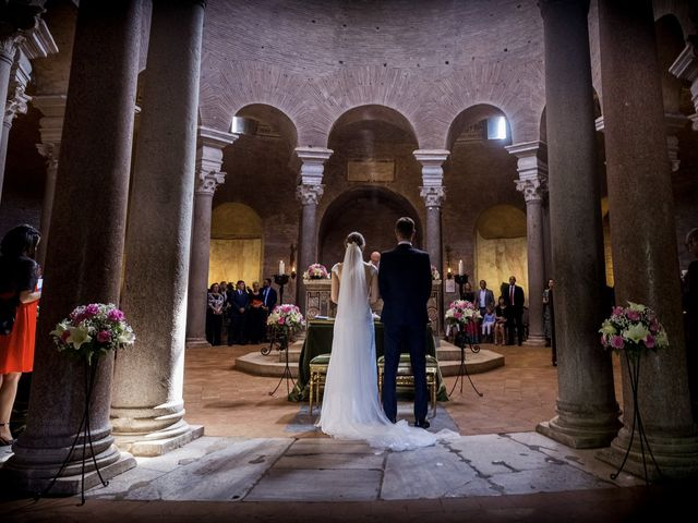 Il matrimonio di Maurizio e Francesca a Roma, Roma 12