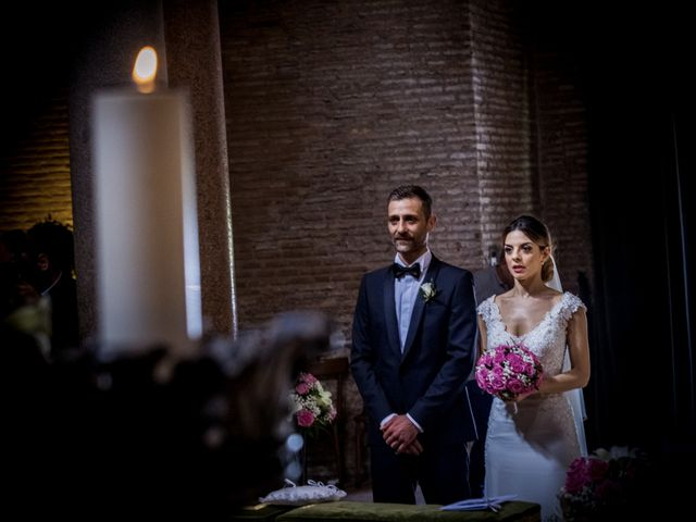Il matrimonio di Maurizio e Francesca a Roma, Roma 19