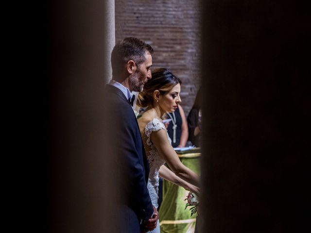 Il matrimonio di Maurizio e Francesca a Roma, Roma 20