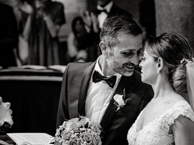 Il matrimonio di Maurizio e Francesca a Roma, Roma 22