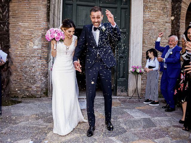 Il matrimonio di Maurizio e Francesca a Roma, Roma 24