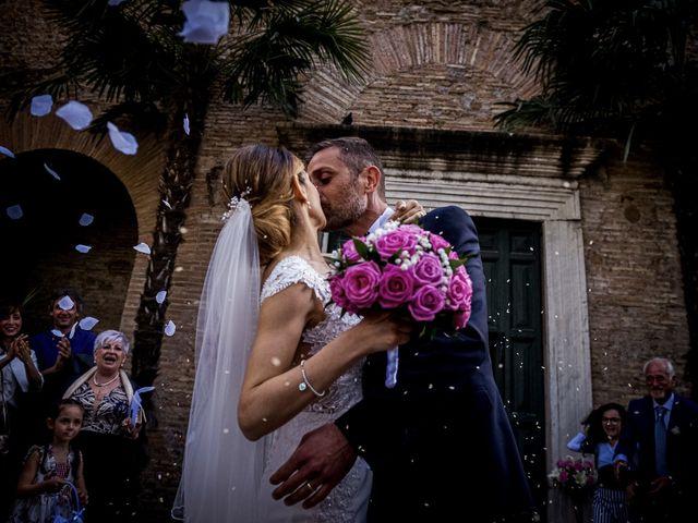 Il matrimonio di Maurizio e Francesca a Roma, Roma 25