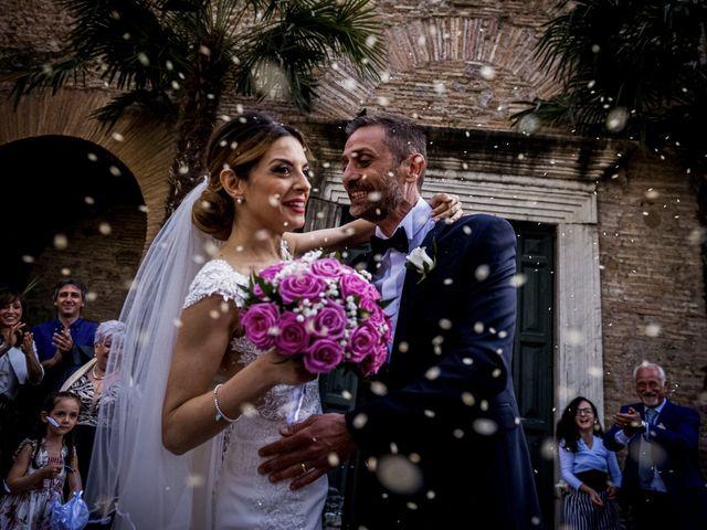 Il matrimonio di Maurizio e Francesca a Roma, Roma 26