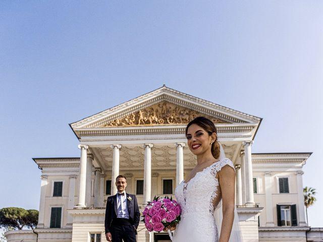 Il matrimonio di Maurizio e Francesca a Roma, Roma 28