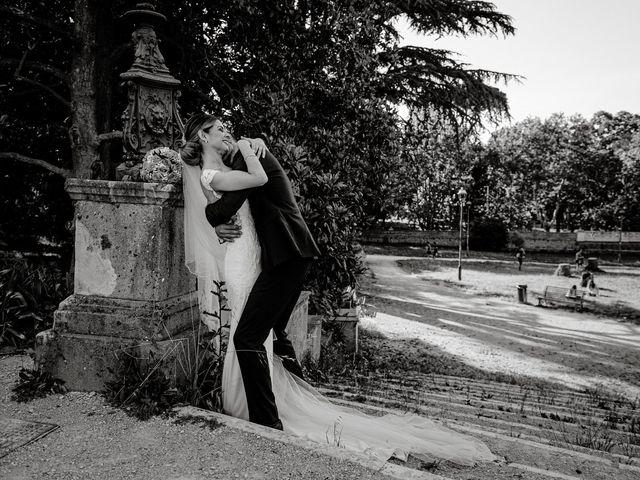 Il matrimonio di Maurizio e Francesca a Roma, Roma 30