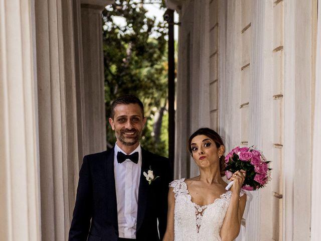 Il matrimonio di Maurizio e Francesca a Roma, Roma 32