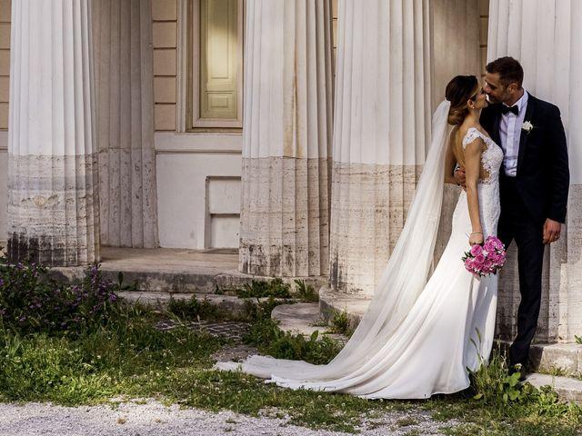 Il matrimonio di Maurizio e Francesca a Roma, Roma 33