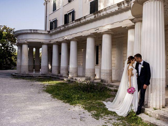 Il matrimonio di Maurizio e Francesca a Roma, Roma 34