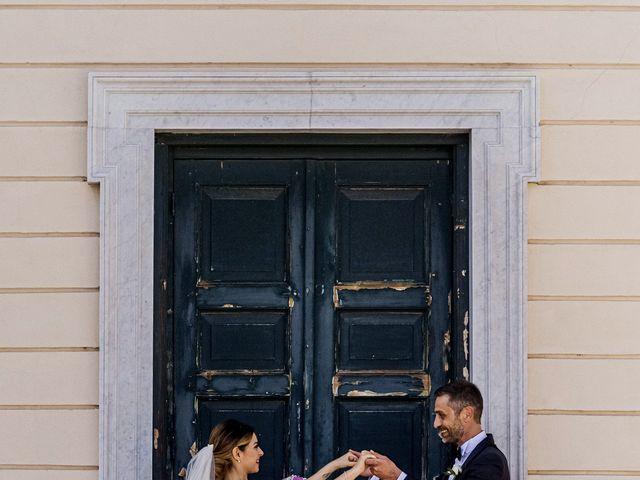 Il matrimonio di Maurizio e Francesca a Roma, Roma 35