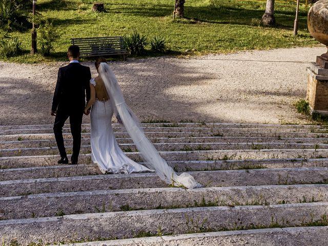 Il matrimonio di Maurizio e Francesca a Roma, Roma 37
