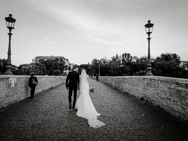 Il matrimonio di Maurizio e Francesca a Roma, Roma 38