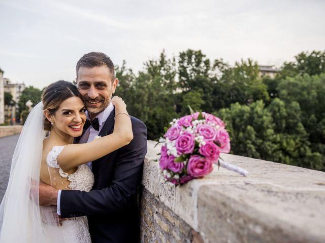 Il matrimonio di Maurizio e Francesca a Roma, Roma 39
