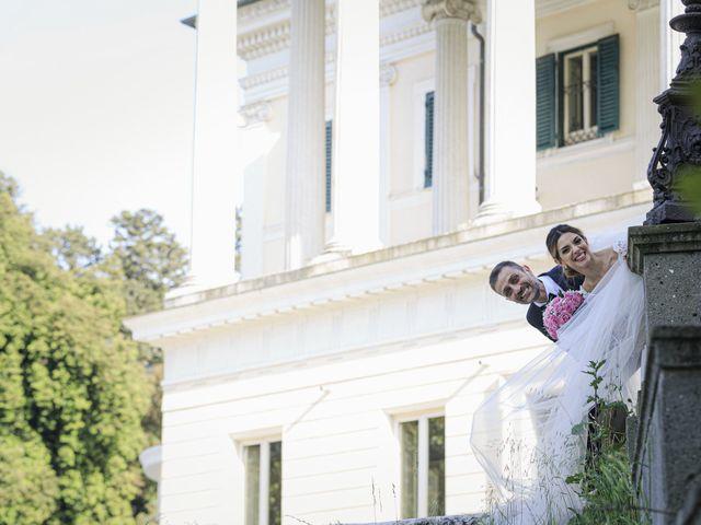 Il matrimonio di Maurizio e Francesca a Roma, Roma 40