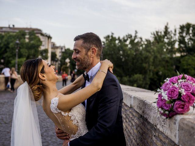 Il matrimonio di Maurizio e Francesca a Roma, Roma 41