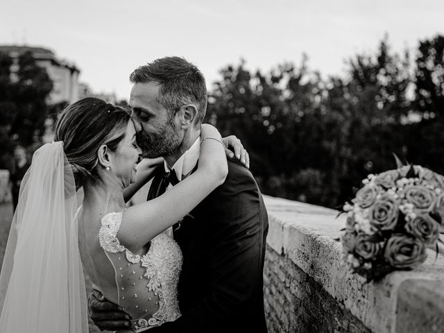 Il matrimonio di Maurizio e Francesca a Roma, Roma 42