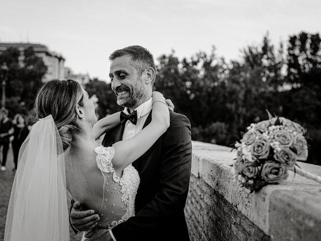 Il matrimonio di Maurizio e Francesca a Roma, Roma 43