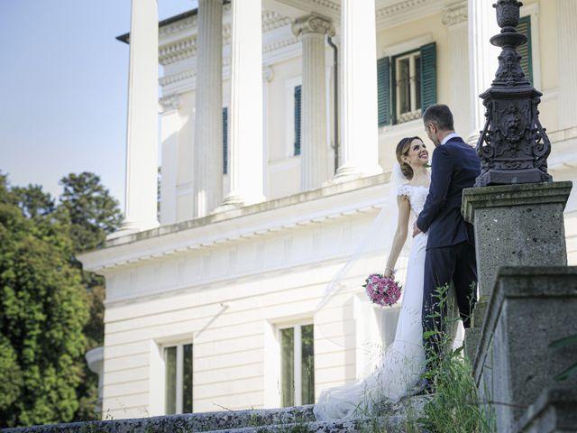 Le nozze di Francesca e Maurizio