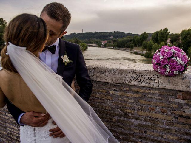 Il matrimonio di Maurizio e Francesca a Roma, Roma 44