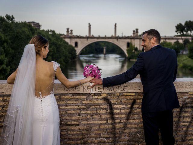 Il matrimonio di Maurizio e Francesca a Roma, Roma 1