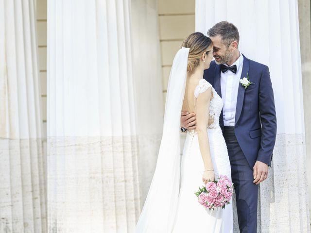 Il matrimonio di Maurizio e Francesca a Roma, Roma 45