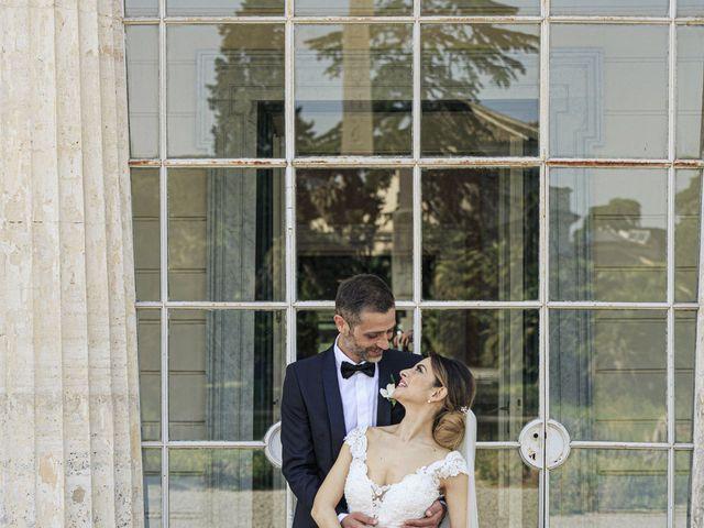 Il matrimonio di Maurizio e Francesca a Roma, Roma 47