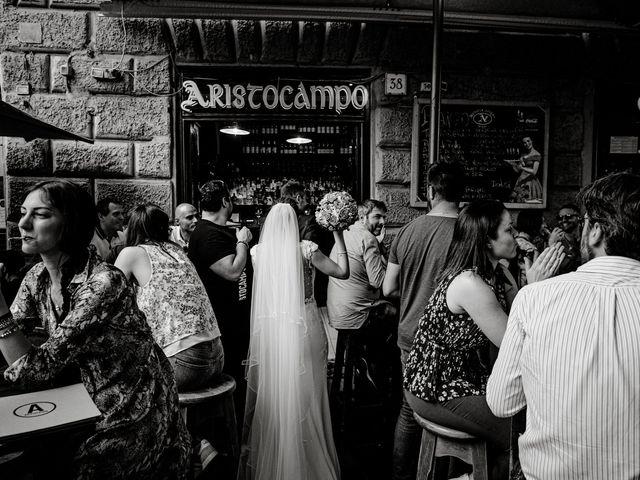 Il matrimonio di Maurizio e Francesca a Roma, Roma 48