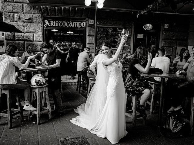 Il matrimonio di Maurizio e Francesca a Roma, Roma 2