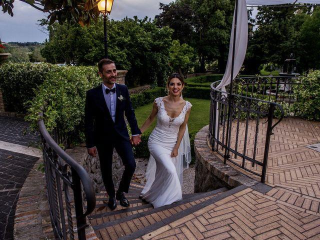 Il matrimonio di Maurizio e Francesca a Roma, Roma 50