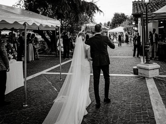 Il matrimonio di Maurizio e Francesca a Roma, Roma 51