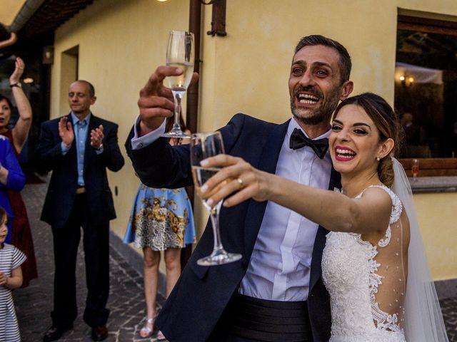 Il matrimonio di Maurizio e Francesca a Roma, Roma 52