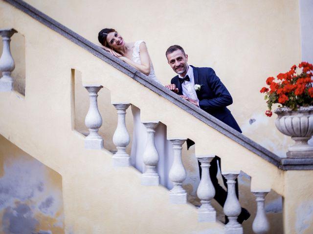 Il matrimonio di Maurizio e Francesca a Roma, Roma 55