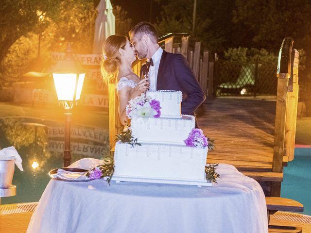 Il matrimonio di Maurizio e Francesca a Roma, Roma 61