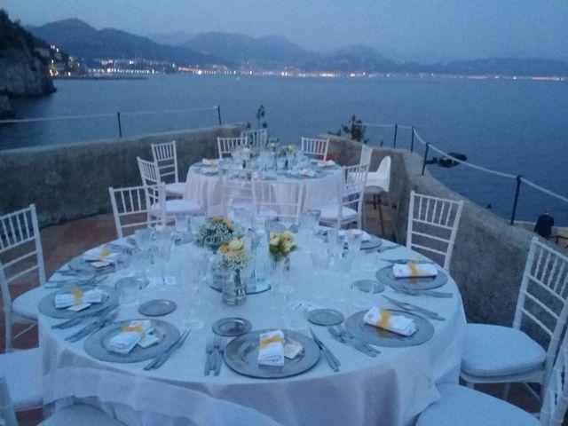 Il matrimonio di Francesco  e Cristiana  a Maiori, Salerno 3