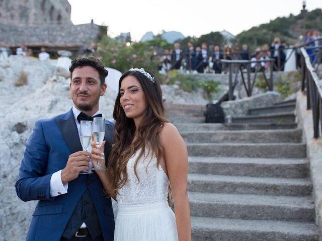 Il matrimonio di Francesco  e Cristiana  a Maiori, Salerno 7