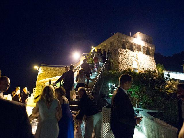 Il matrimonio di Francesco  e Cristiana  a Maiori, Salerno 8