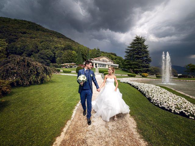 Le nozze di Nicole e Nicolas