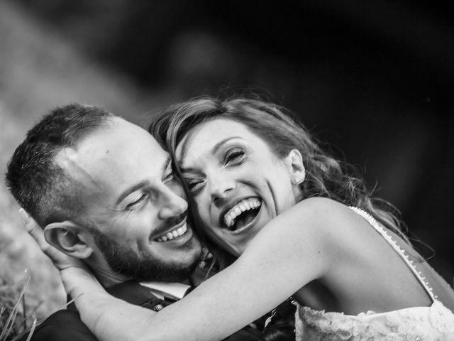 Il matrimonio di Alessandro e Monica a Inverigo, Como 1