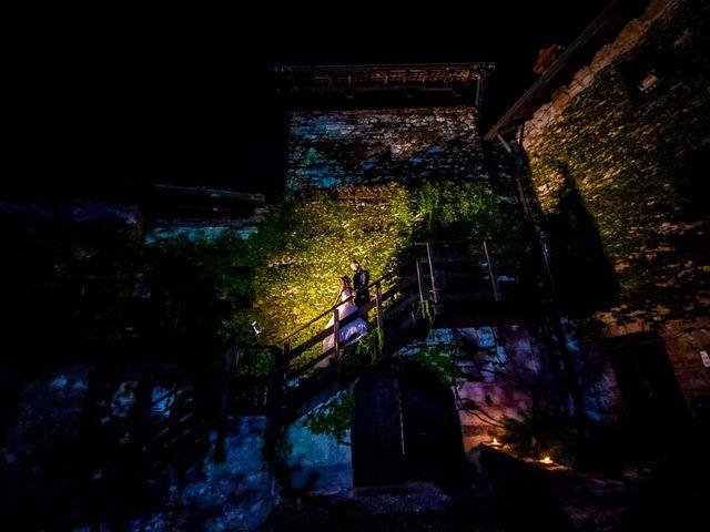 Il matrimonio di Alessandro e Monica a Inverigo, Como 2