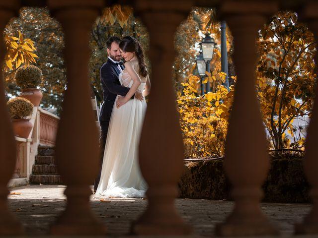 Le nozze di Antonella e Andrei
