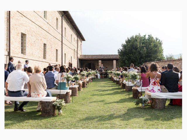 Il matrimonio di Stefano  e Gabriella a Urbania, Pesaro - Urbino 4