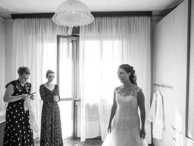 Il matrimonio di Michele e Martina a Nogara, Verona 12