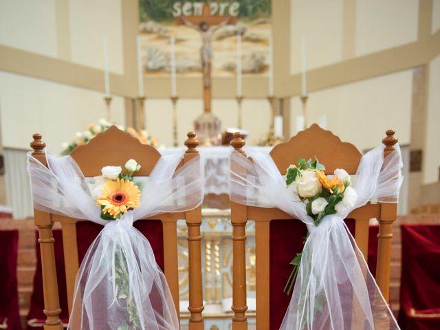 Il matrimonio di Michele e Martina a Nogara, Verona 17
