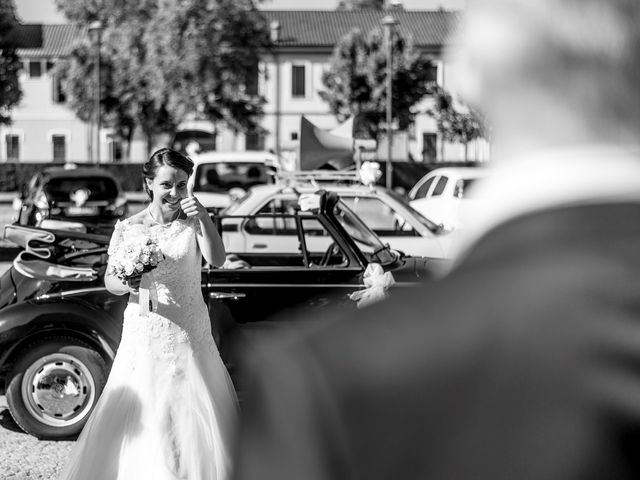 Il matrimonio di Michele e Martina a Nogara, Verona 18