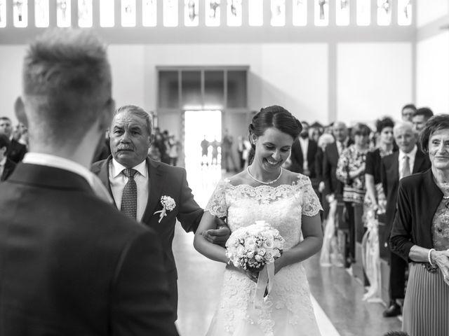 Il matrimonio di Michele e Martina a Nogara, Verona 20