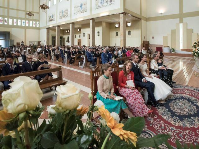Il matrimonio di Michele e Martina a Nogara, Verona 25