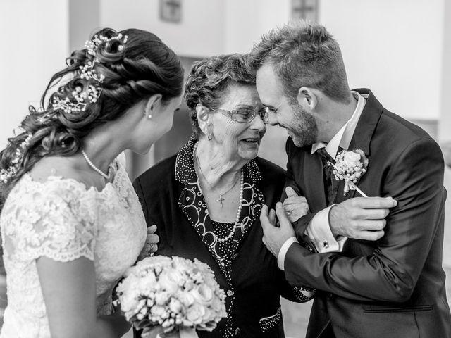 Il matrimonio di Michele e Martina a Nogara, Verona 26