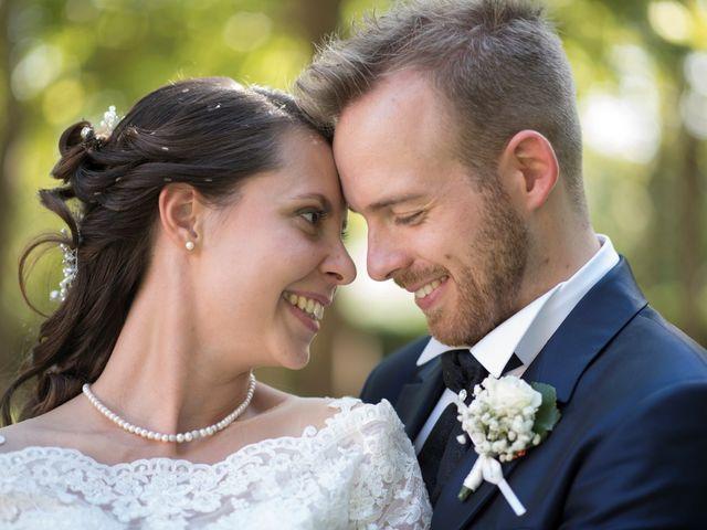 Il matrimonio di Michele e Martina a Nogara, Verona 33